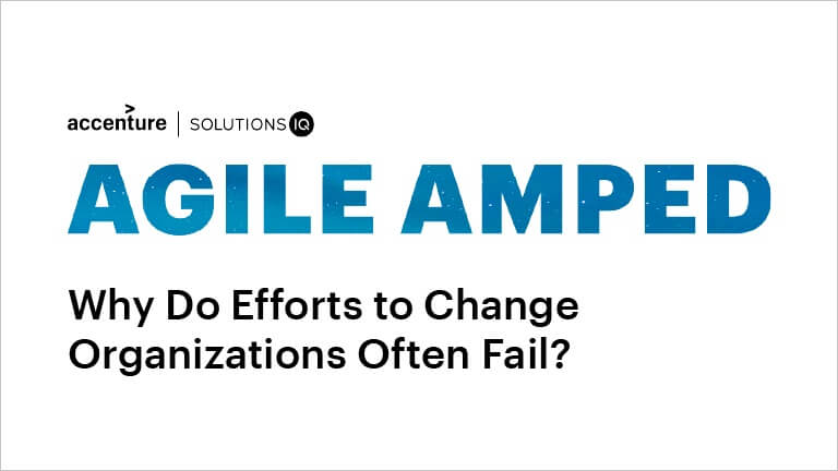 Why Do Efforts to Change Organizations Often Fail
