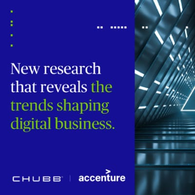 New research that reveals the trends shaping digital business.