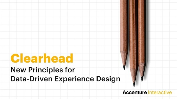 Clearhead. New principles for data-driven experience design