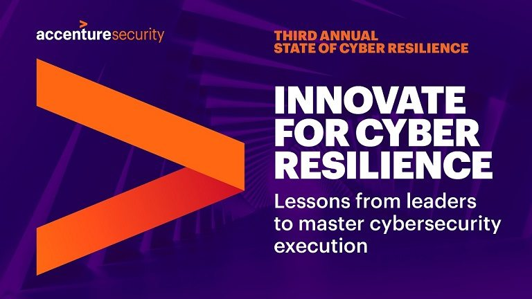 Third annual state of cyber resilience. Innovate for cyber resilience. Lessons from leaders to master cybersecurity execution.