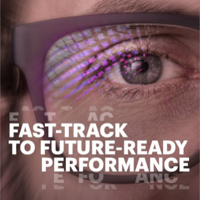 Fast-track to future-ready