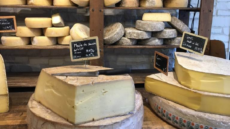 How my local cheese shop brings business of experience to life