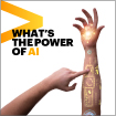 What's the power of AI.