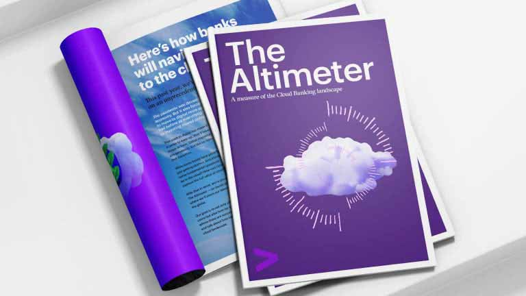 The Altimeter: Your guide to banking in the cloud