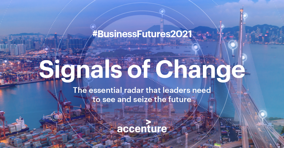 The Future of Business: Identify Signals of Change