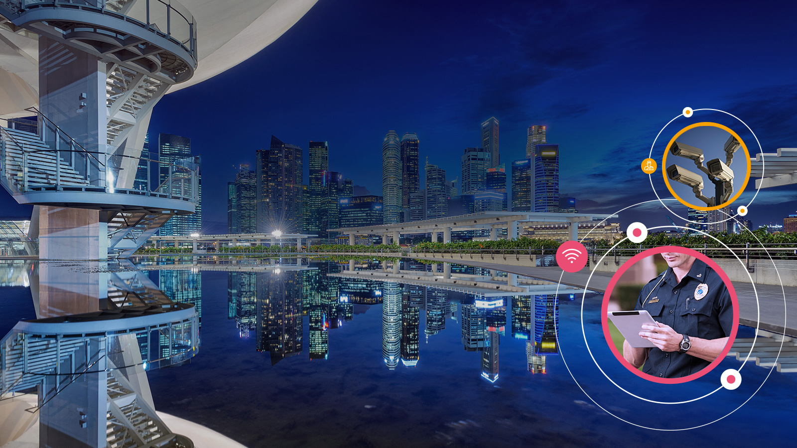 Singapore Government: Safe City Test Bed - Accenture