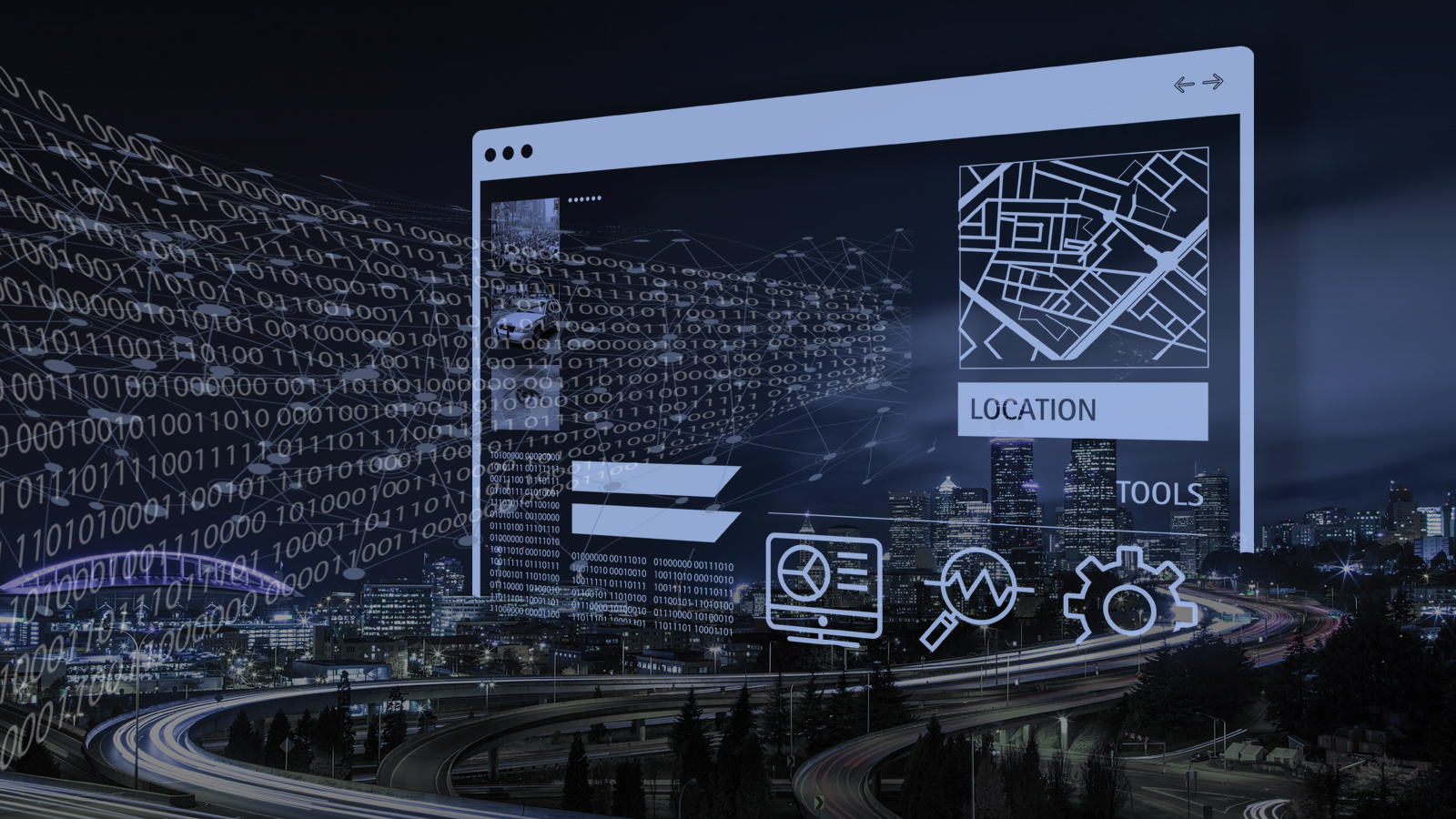 digital policing powered by analytics