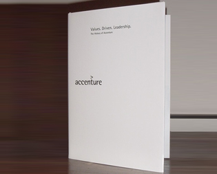 Values. Driven. Leadership. The History of Accenture