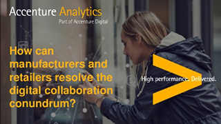 Accenture Insights Platform: A turn-key analytics solution designed to get actionable insights and business outcomes quickly.