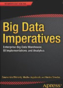Big Data Imperatives: Enterprise Big Data Warehouse, BI Implementations and Analytics. This opens a new window.