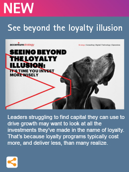 See beyond the loyalty illusion