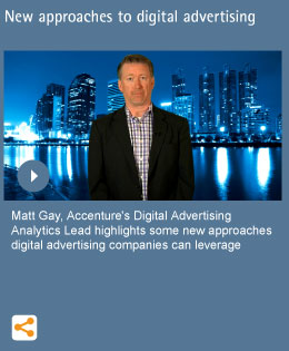New approaches to digital advertising