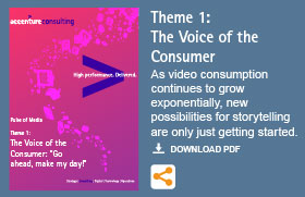 "Theme 1: The Voice of the Consumer: ""Go ahead, make my day!"""