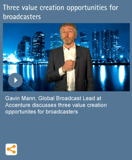 Three value creation opportunities for broadcasters