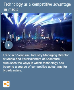 Technology as a competitive advantage in media